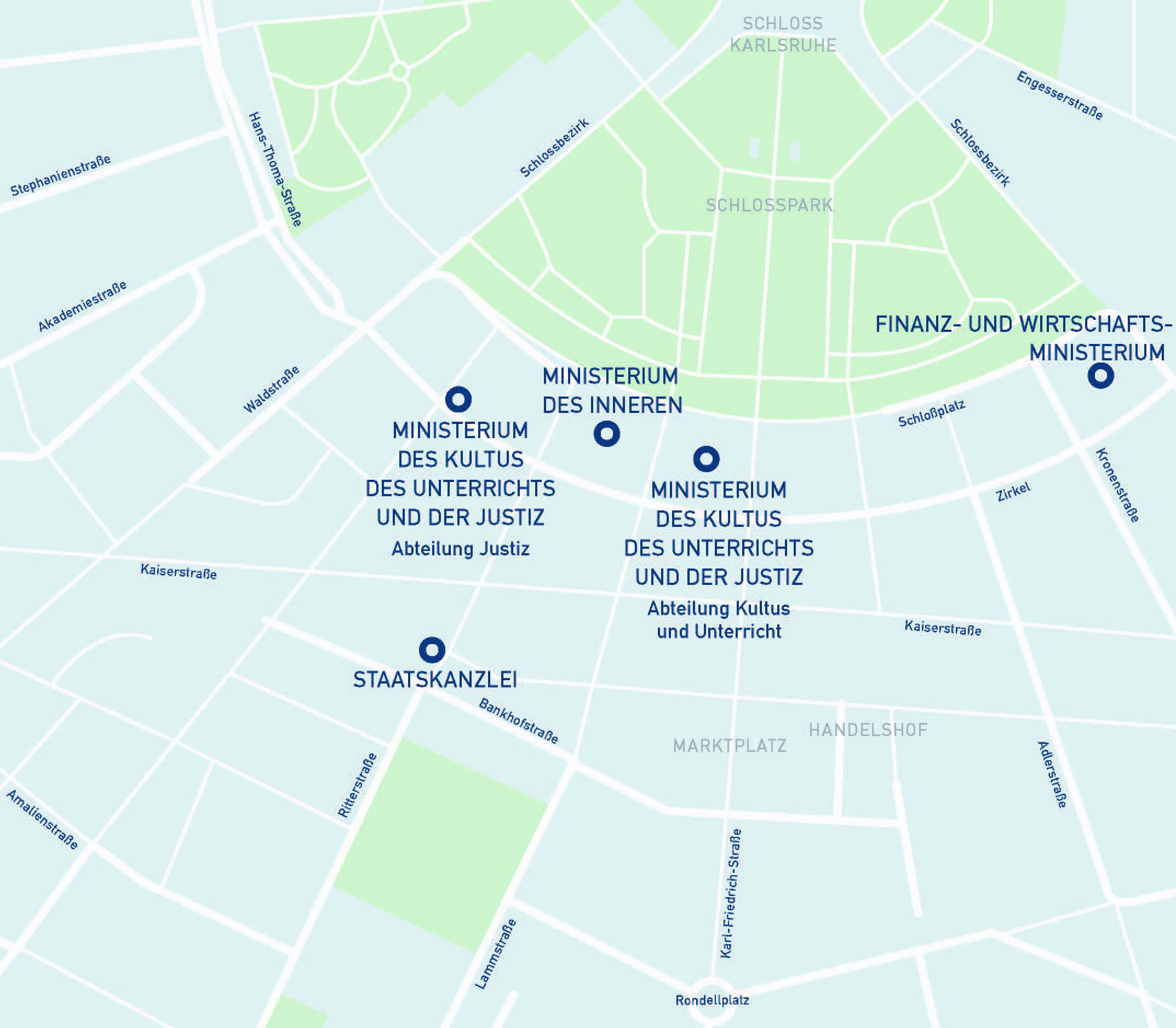 Karlsruhe Karte korrigiert Februar 2016