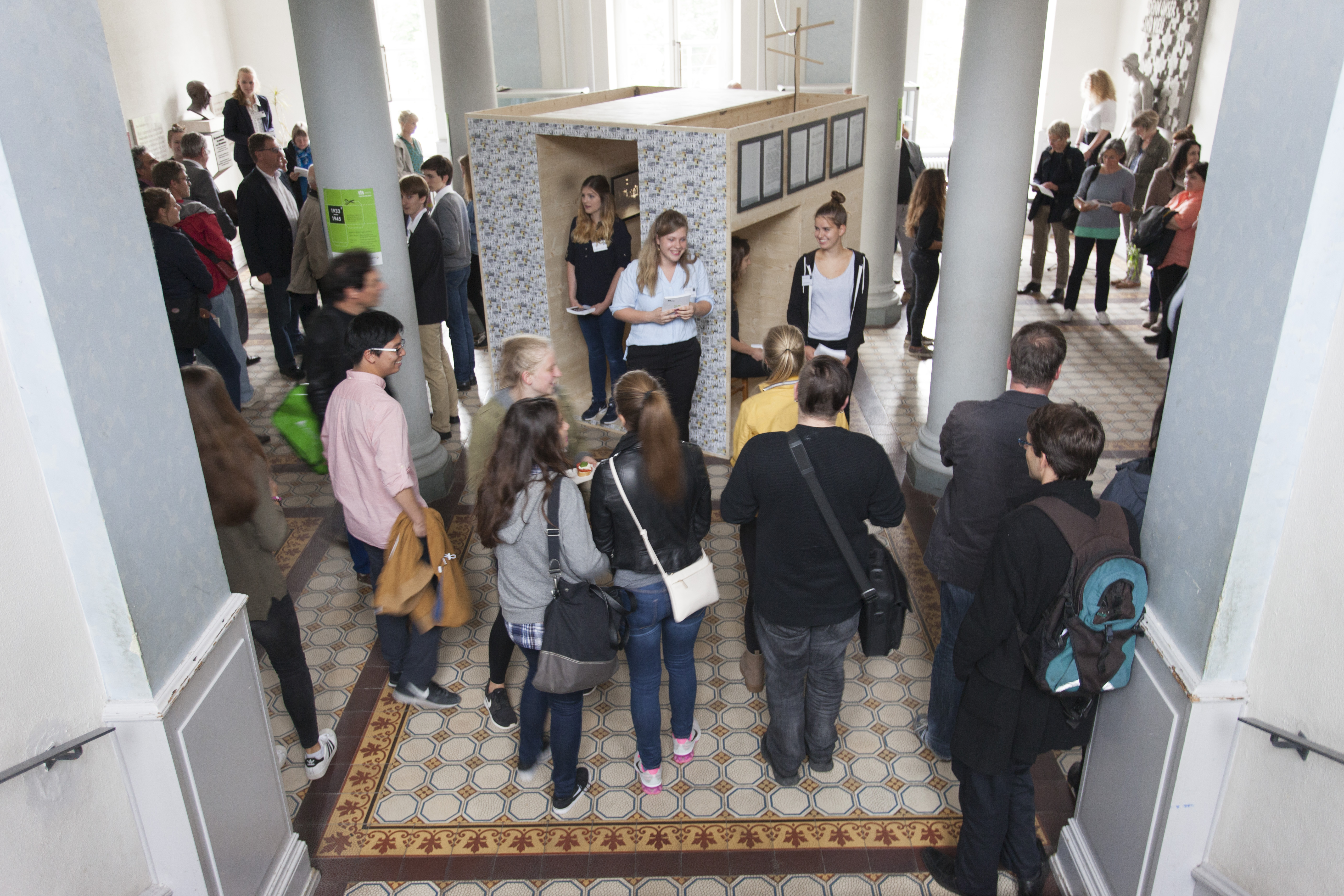 Ausstellungseröffnung Kubus 2