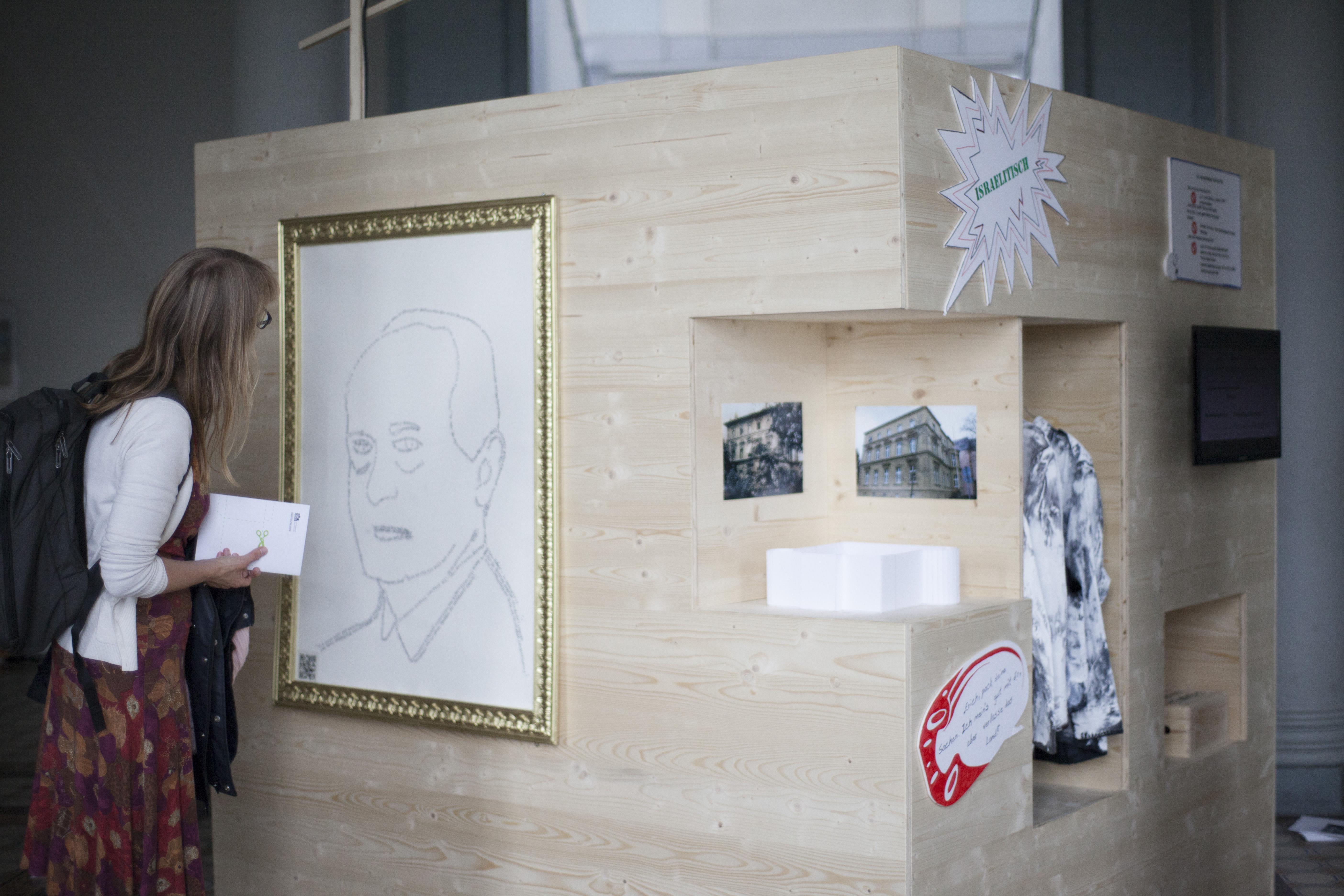 Ausstellungseröffnung Kubus Detail_2