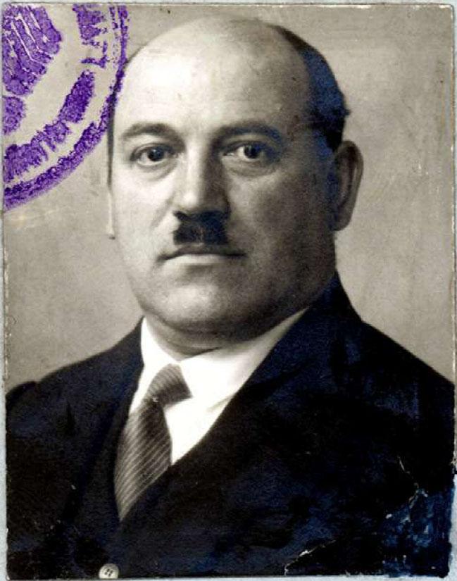 Christian Nussbaum, 1929/33 LANDESARCHIV BADEN-WURTTEMBERG Abt. Generallandesarchiv Karlsruhe {231 Nr. 2937 (990)} Bild 1 https://www.landesarchiv-bw.de/plink/?f=4-1384556-1