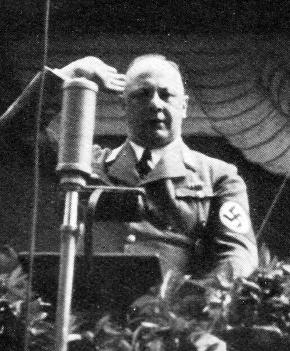 Karl Gärtner | Die Badische Schule, 1937.