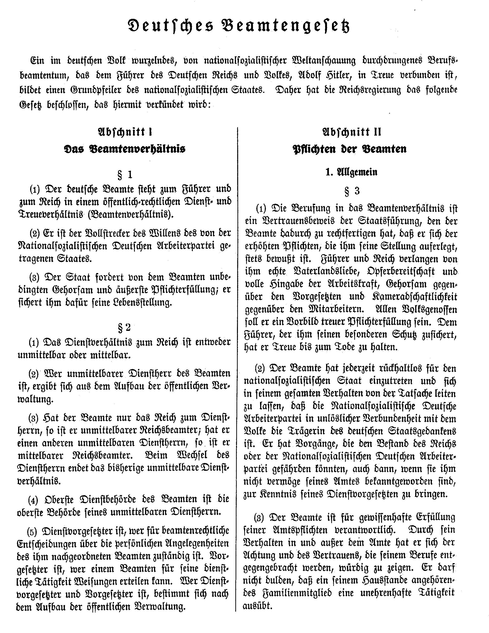 Deutsches Reichsgesetzblatt Teil I 1867-1945